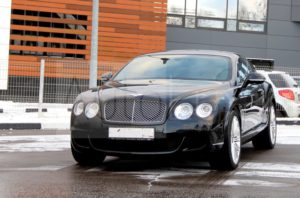 Bentley 2010 GT speed